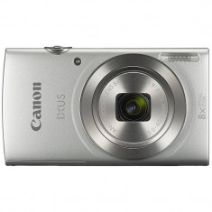 Aparat foto compact Canon Ixus 185 20 Mpx zoom optic 8x Silver - Aparate foto compacte