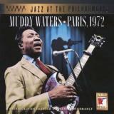 Muddy Waters - Paris 1972 ( 1 VINYL ) - Muzica Blues