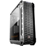 Carcasa Cougar Panzer Black, Middle Tower