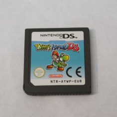 Joc Nintendo DS 3DS 2DS - Yoshi's Island DS, Toate varstele, Single player