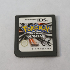 Joc Nintendo DS 3DS 2DS - Pokemon Platinum - Jocuri Nintendo DS, Toate varstele, Single player