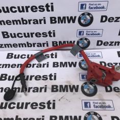 Borna plus cu capsa pirotehnica BMW E87, E90, X1, X6 - Instalatie electrica auto