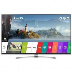 Televizor LG LED Smart TV 49UJ701V 124cm 4K Ultra HD Silver - Televizor LED LG, 125 cm