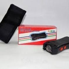 Lanterna autoaparare cu electrosoc WS-618, Cu lanterna