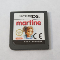 Joc Nintendo DS 3DS 2DS - Martine - Jocuri Nintendo DS, Toate varstele, Single player