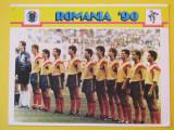 Foto fotbal - ROMANIA (1990)