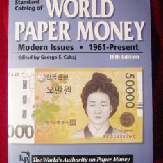 Krause Catalog bancnote color: World Paper Money 1961- Present