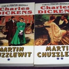 Charles Dickens - Martin Chuzzlewit, 2 volume, Ed. LIDER 1998