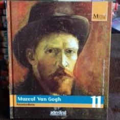MUZEUL VAN GOGH. AMSTERDAM