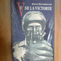 "d4 Doru Davidovici - ""v"" De La Victorie"