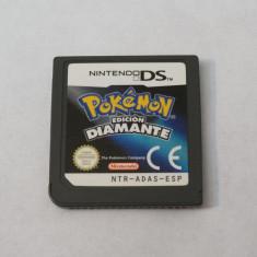 Joc Nintendo DS 3DS 2DS - Pokemon Diamond - Jocuri Nintendo DS, Toate varstele, Single player