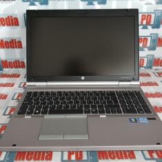 Laptop HP EliteBook 8570p Procesor i5-3360M 2.80GHz 4GB 320GB 15.6