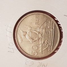 50 bani 1956 - Moneda Romania