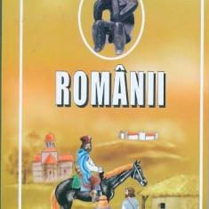 Romanii - Istoria neamului romanesc - Petru Demetru Popescu - Carte Basme