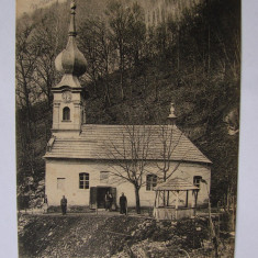 Carte postala Ciclova Montana (jud. Caras-Severin, Banat) circulata la 1911 - Carte Postala Banat 1904-1918, Printata, Oravita