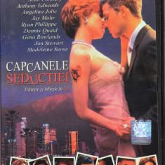 CAPCANELE SEDUCTIEI - DVD - CU ANGELINA JOLIE, SEAN CONNERY SI ALTII, Romana, universal pictures