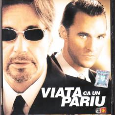 VIATA CA UN PARIU ! DVD , cu AL PACINO, MATTHEW MC CONAUGHEY si RENE RUSSO, Romana, universal pictures