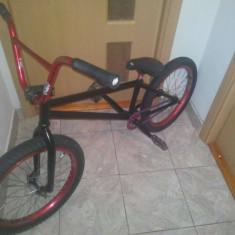 Vând BMX Fit Chase Dehart v2 - Bicicleta BMX, 20 inch, Numar viteze: 1