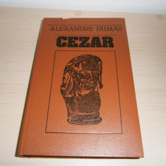 Alexandre Dumas-Cezar, ed Hyperion 1991, stare foarte buna!