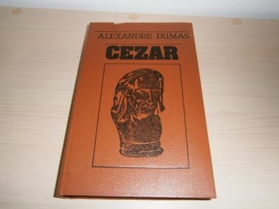 Alexandre Dumas-Cezar, ed Hyperion 1991, stare foarte buna! foto