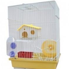 Cusca Hamsteri nr 125, (L x l x h ) 30x23x41 cm