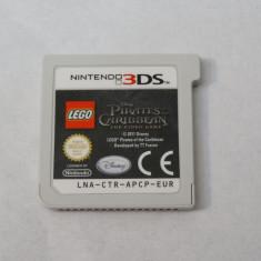 Joc consola Nintendo 3DS 2DS - LEGO Pirates of the Carribean - Jocuri Nintendo 3DS, Actiune, Toate varstele, Single player