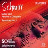 F. Schmitt - Suites From.. -Sacd- ( 1 CD ) - Muzica Clasica