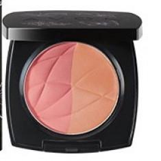 Fard de obraz blush bronze duo - Avon true colour - 10 gr - Nuanta Serene Rose