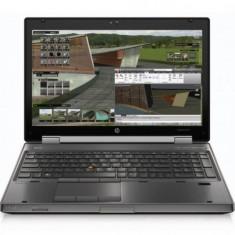Laptop HP EliteBook 8570w, Intel Core i7, Diagonala ecran: 15, 250 GB