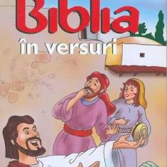 Biblia in versuri - Petru Demetru Popescu - Carti Crestinism
