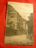 Ilustrata Baile Herculane -Hotel Ferdinand circ. 1923 la Silistra Ed.Xenofon, Circulata, Printata