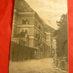 Ilustrata Baile Herculane -Hotel Ferdinand circ. 1923 la Silistra Ed.Xenofon