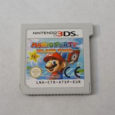 Joc consola Nintendo 3DS 2DS - Mario Party Island Tour - Jocuri Nintendo 3DS, Actiune, Toate varstele, Single player