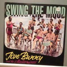 JIVE BUNNY - SWING THE MOOD ( 1985/BCM/W. Germany) - VINIL Maxi-Single