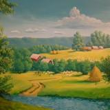 Pasunatul oilor, Pasari, Ulei, Altul