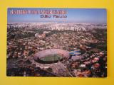 "Foto-carte postala Stadionul""Bairro do Morumbi"" SAO PAULO (Brazilia)"
