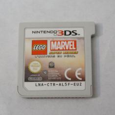 Joc consola Nintendo 3DS 2DS - LEGO Marvel Super Heroes - Jocuri Nintendo 3DS, Actiune, Toate varstele, Single player