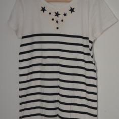 Tricou Zara - Blugi dama Bumbac100, Marime: S, Culoare: Bleumarin
