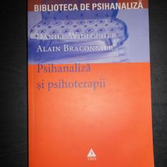 DANIEL WIDLOCHER, ALAIN BRACONNIER - PSIHANALIZA SI PSIHOTERAPII