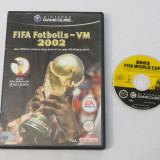 Joc consola Nintendo Gamecube - Fifa World Cup 2002, Sporturi, Toate varstele, Single player