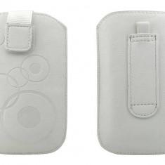 Toc OEM TSAPPIPH4ALB Slim alb pentru iPhone 4 / Samsung Ace / Nokia E5
