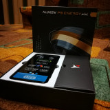 Allview P9 Energy mini - Telefon Allview, Negru, 16GB, Neblocat, Quad core, 3 GB