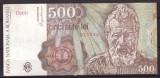 Romania 1991 aprilie - 500 lei VF