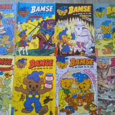 REVISTA BAMSE EDITURA EGMONT ROMANIA-BENZI DESENATE - Reviste benzi desenate