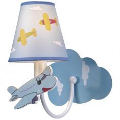 Aplica copii 1 bec Airplane - Corp de iluminat