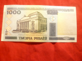 Bancnota 1000 Ruble Belarus 2000 , cal. NC