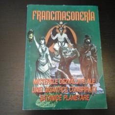 Francmasoneria - Mistere.. .- Gregorian Bivolaru, Ed. Shakti, 1996, 163 pag - Carte masonerie