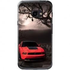Husa Halloween Mustang Samsung Galaxy Xcover 4 - Husa Telefon