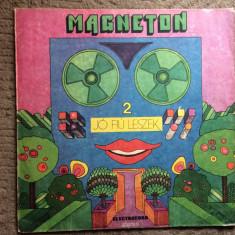 Magneton jo fiu leszek album disc vinyl lp muzica hard rock electrecord - Muzica Rock electrecord, VINIL