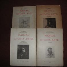 Manual de Istoria Artei - G. Oprescu (4 volume) - Carte Istoria artei